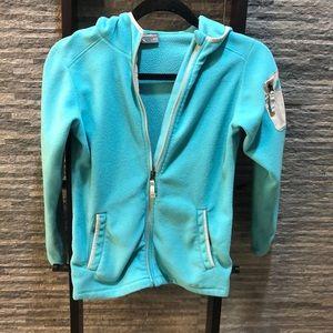 Eddie Bauer Firstascent Hooded Fleece Jacket